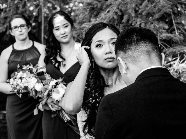 Emmanuel and Julie's wedding in Winnipeg, Manitoba 29