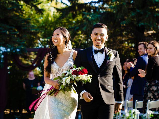 Emmanuel and Julie's wedding in Winnipeg, Manitoba 42