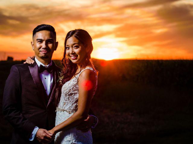 Emmanuel and Julie's wedding in Winnipeg, Manitoba 2