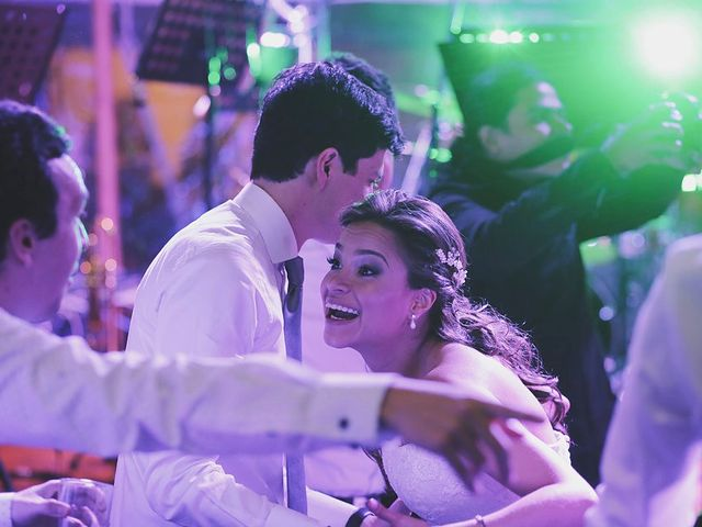 Didier and Maria's wedding in Toronto, Ontario 5