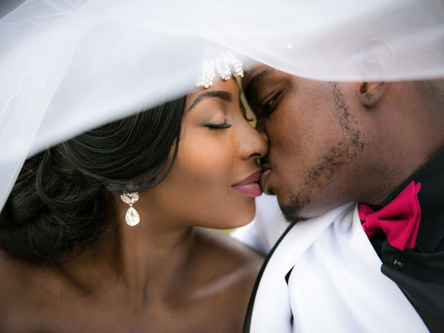 The wedding of Bidemi and Tosin