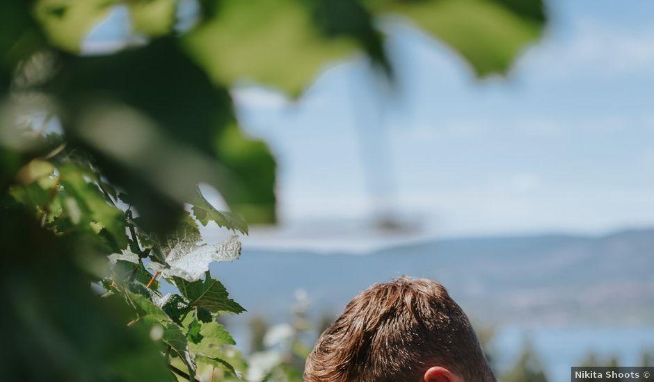 Kaylee and Bryan's wedding in Kelowna, British Columbia