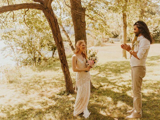Aryam and Claire's wedding in Halifax, Nova Scotia 12