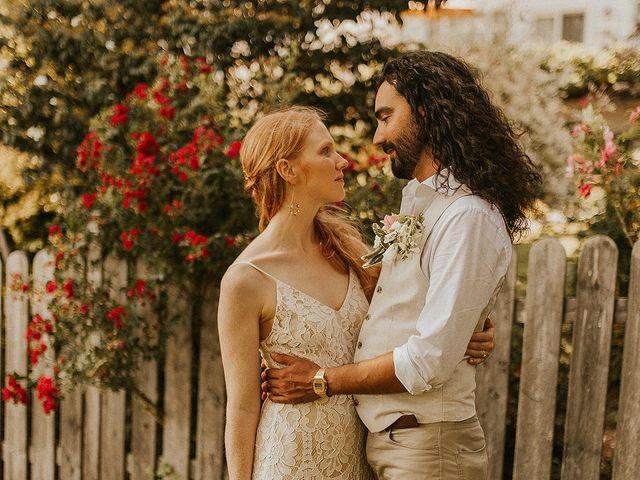 Aryam and Claire's wedding in Halifax, Nova Scotia 13