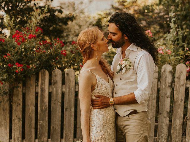 Aryam and Claire's wedding in Halifax, Nova Scotia 14