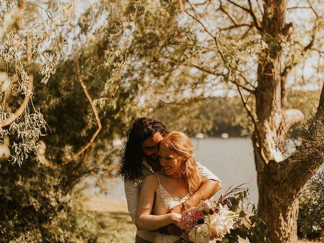 Aryam and Claire's wedding in Halifax, Nova Scotia 17