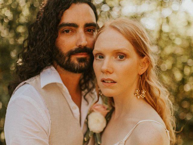 Aryam and Claire's wedding in Halifax, Nova Scotia 18