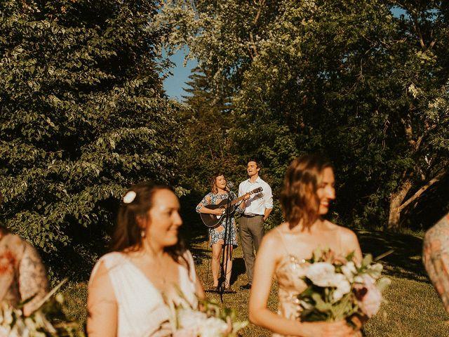 Aryam and Claire's wedding in Halifax, Nova Scotia 25