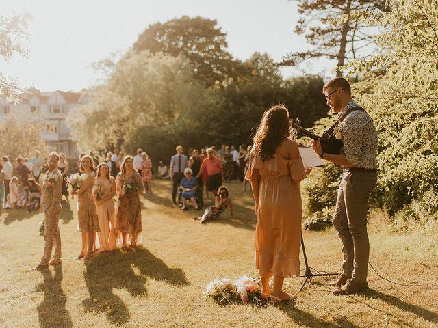 Aryam and Claire's wedding in Halifax, Nova Scotia 33