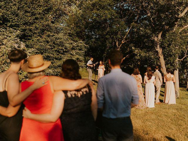 Aryam and Claire's wedding in Halifax, Nova Scotia 34
