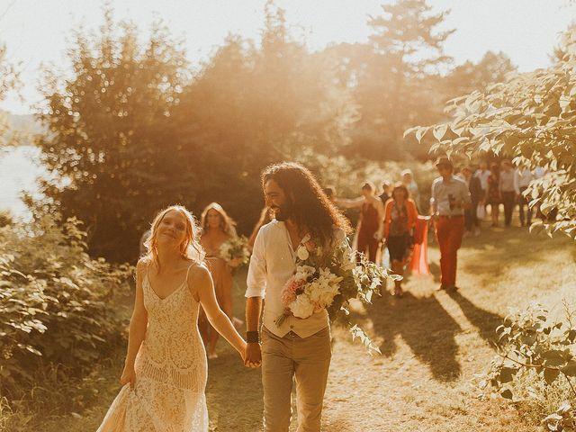 Aryam and Claire's wedding in Halifax, Nova Scotia 36
