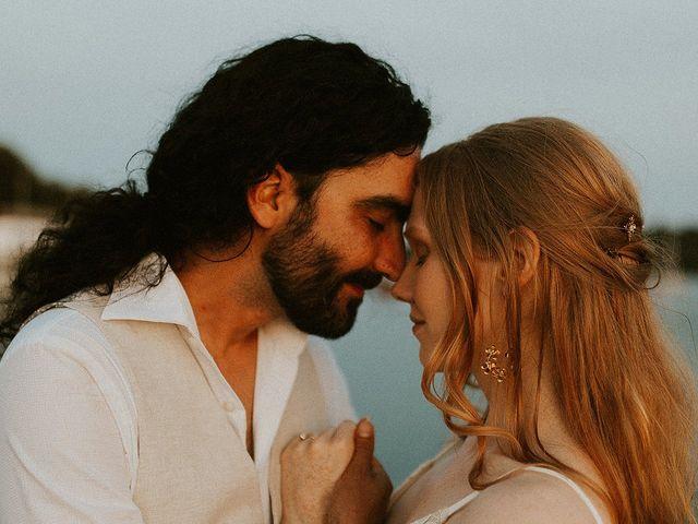 Aryam and Claire's wedding in Halifax, Nova Scotia 39