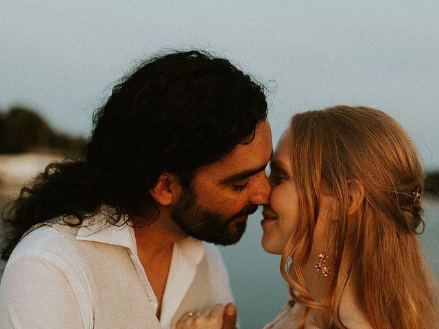 Aryam and Claire's wedding in Halifax, Nova Scotia 40