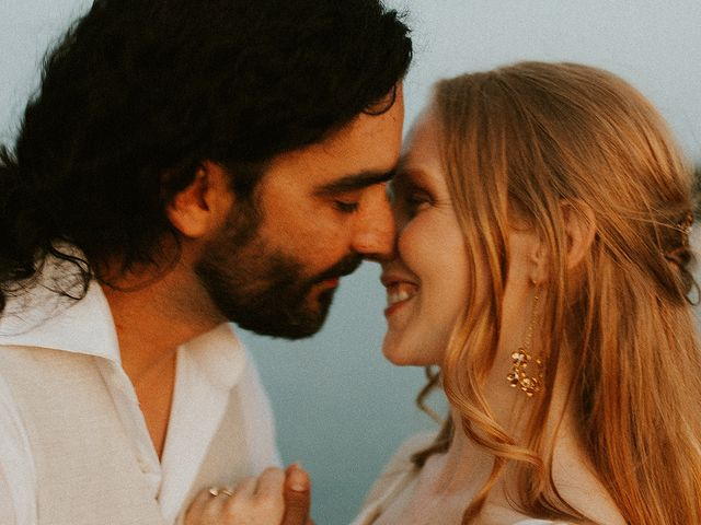 Aryam and Claire's wedding in Halifax, Nova Scotia 41