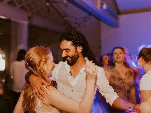 Aryam and Claire's wedding in Halifax, Nova Scotia 49