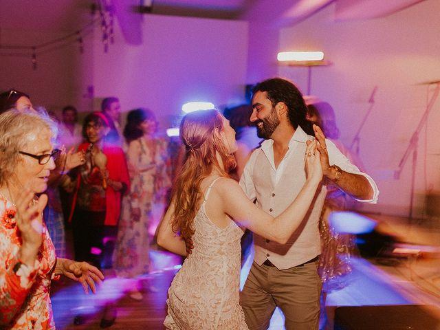 Aryam and Claire's wedding in Halifax, Nova Scotia 50