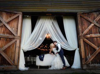 The wedding of Jade and Luke