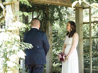 The wedding of Sharon and Daniel 2
