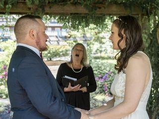 The wedding of Sharon and Daniel 3