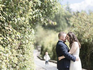 The wedding of Sharon and Daniel