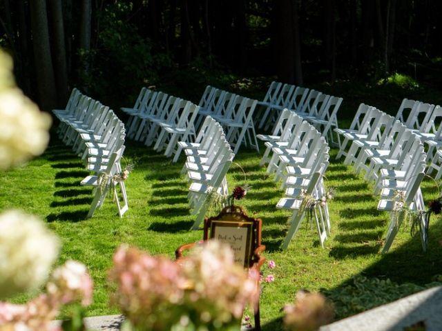 Tom and Jasmin's wedding in Barrie, Ontario 3