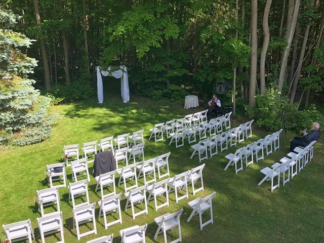 Tom and Jasmin's wedding in Barrie, Ontario 6