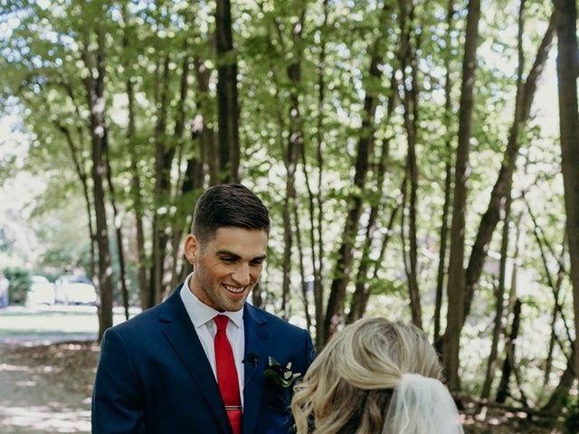 Tom and Jasmin's wedding in Barrie, Ontario 10