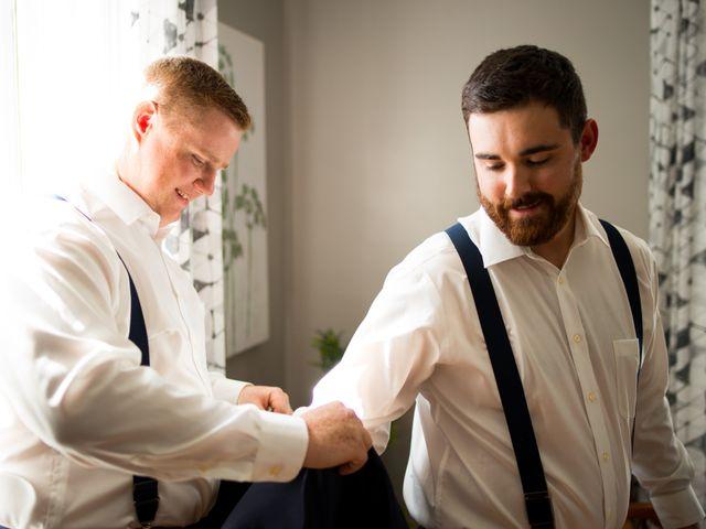 Curtis and Bailey's wedding in Uxbridge, Ontario 3
