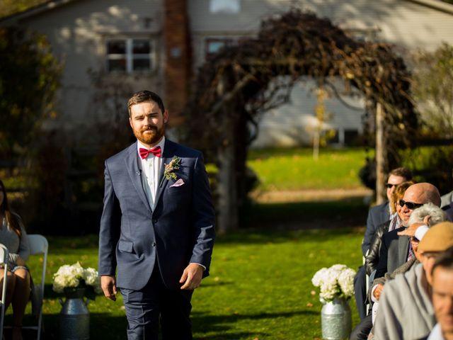 Curtis and Bailey's wedding in Uxbridge, Ontario 17