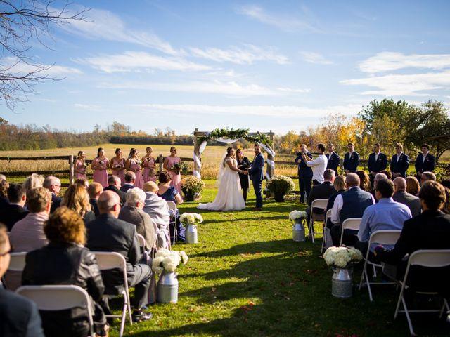 Curtis and Bailey's wedding in Uxbridge, Ontario 20