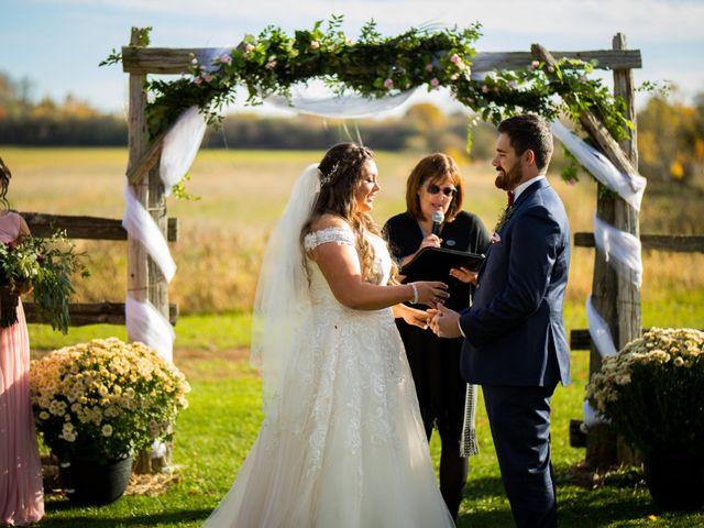 Curtis and Bailey's wedding in Uxbridge, Ontario 21