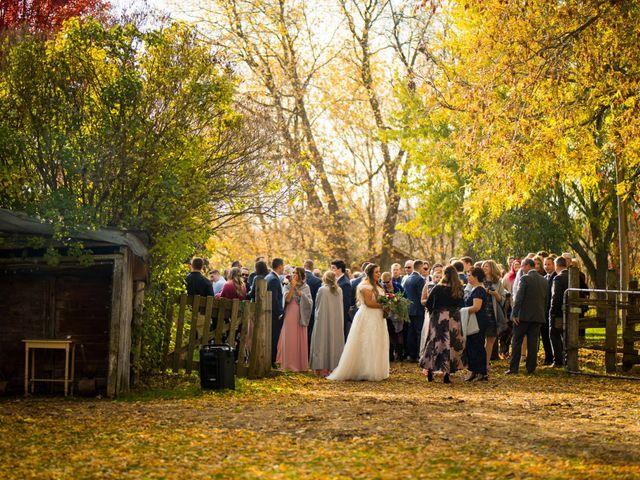 Curtis and Bailey's wedding in Uxbridge, Ontario 24
