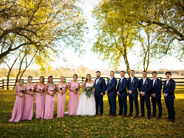 Curtis and Bailey's wedding in Uxbridge, Ontario 25