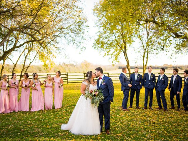 Curtis and Bailey's wedding in Uxbridge, Ontario 26