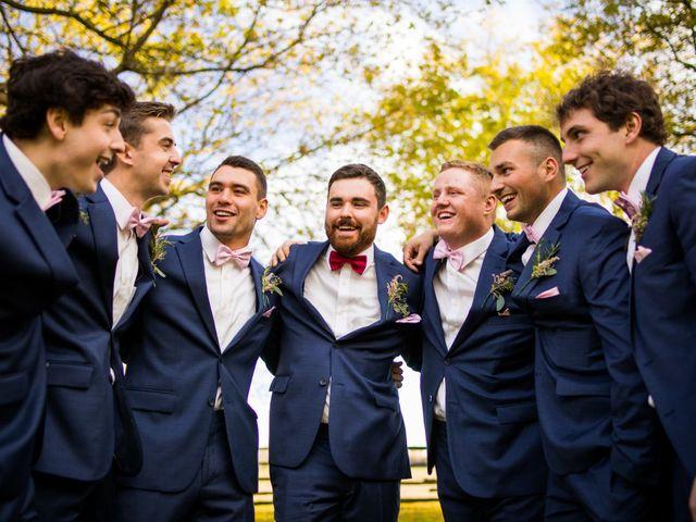 Curtis and Bailey's wedding in Uxbridge, Ontario 28