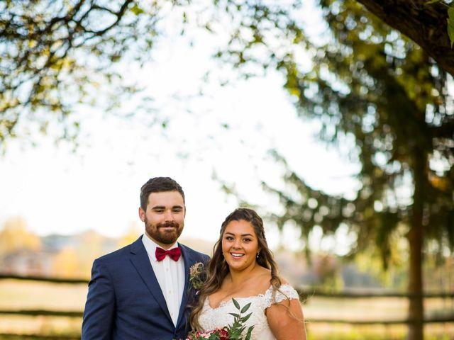 Curtis and Bailey's wedding in Uxbridge, Ontario 29