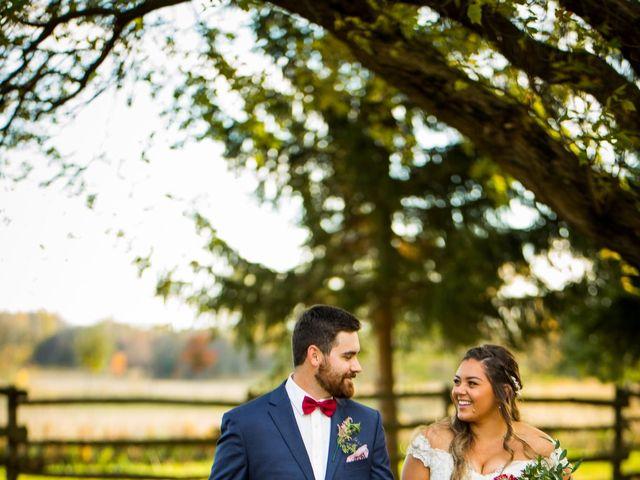 Curtis and Bailey's wedding in Uxbridge, Ontario 30
