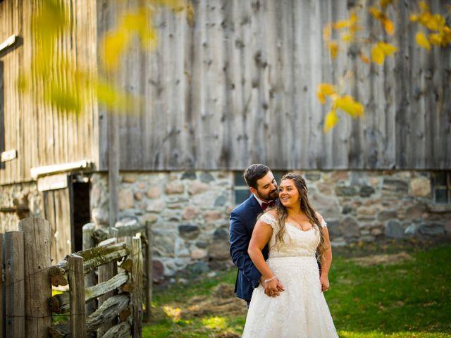 Curtis and Bailey's wedding in Uxbridge, Ontario 34