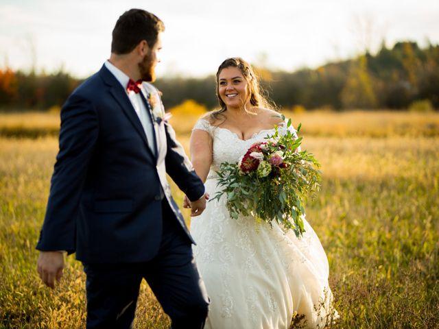 Curtis and Bailey's wedding in Uxbridge, Ontario 37
