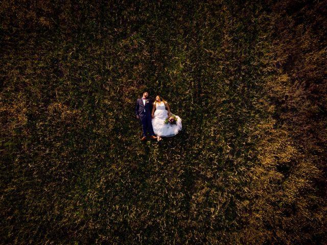 Curtis and Bailey's wedding in Uxbridge, Ontario 1