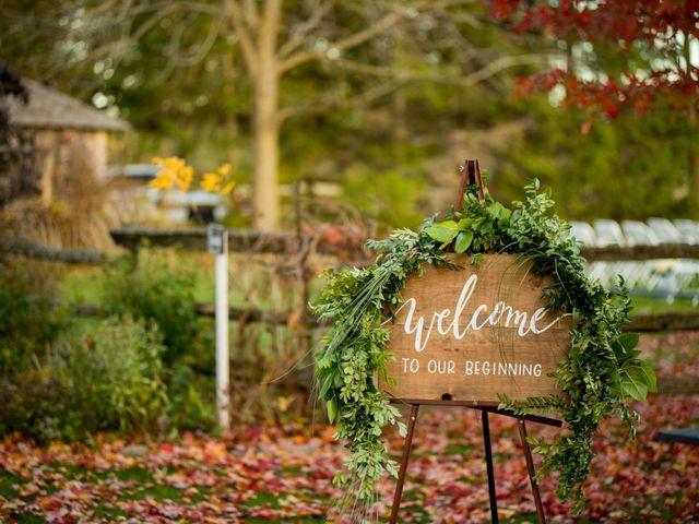 Curtis and Bailey's wedding in Uxbridge, Ontario 45