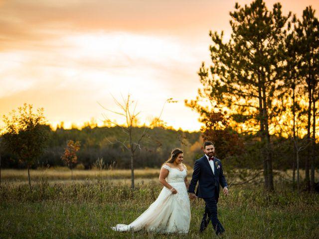 Curtis and Bailey's wedding in Uxbridge, Ontario 52