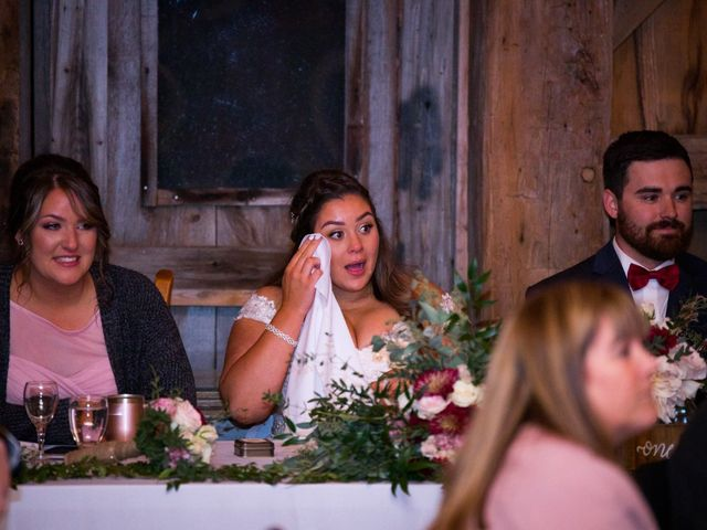 Curtis and Bailey's wedding in Uxbridge, Ontario 57
