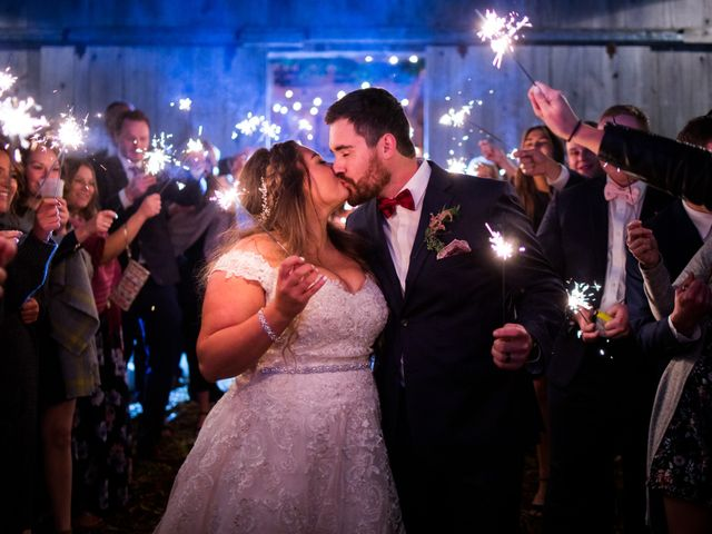 Curtis and Bailey's wedding in Uxbridge, Ontario 63