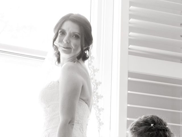 Bill and Ivana's wedding in Scarborough, Ontario 7