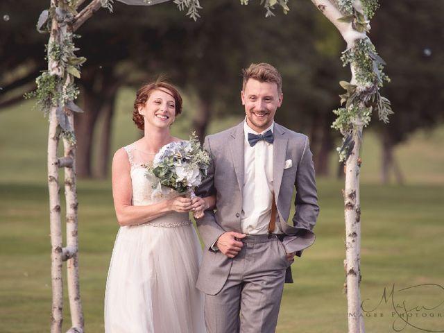 Matt and Kristen's wedding in Moncton, New Brunswick 1