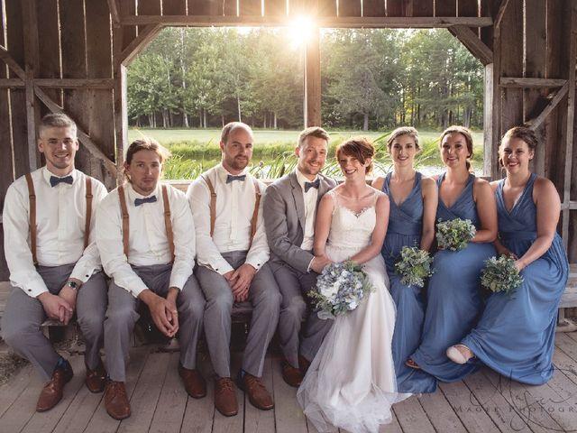 Matt and Kristen's wedding in Moncton, New Brunswick 2