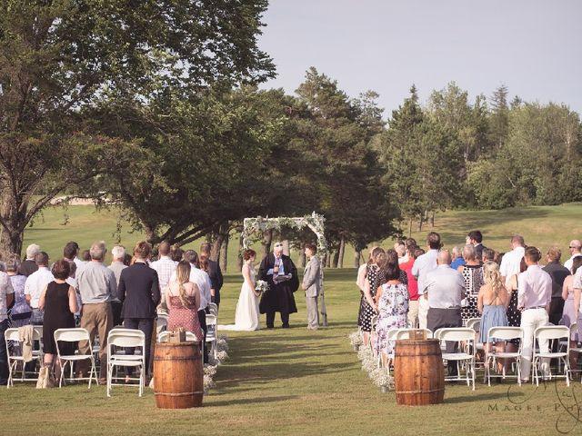 Matt and Kristen's wedding in Moncton, New Brunswick 6