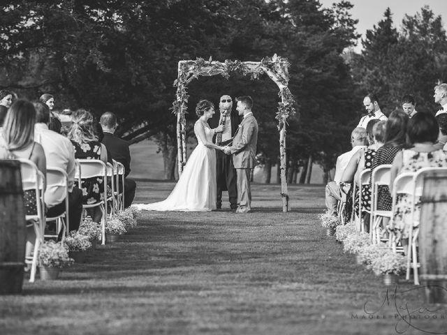 Matt and Kristen's wedding in Moncton, New Brunswick 7