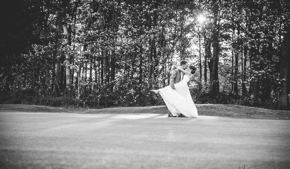Matt and Kristen's wedding in Moncton, New Brunswick